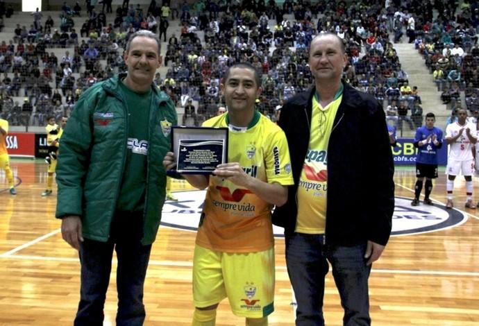Márcio Marechal Rondon Futsal (Foto: Divulgação)