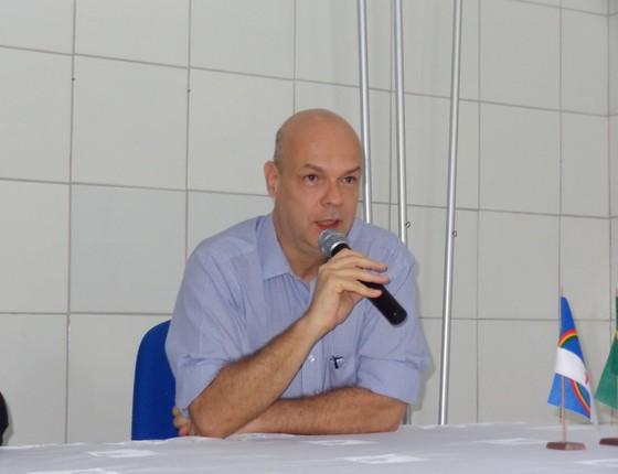 O ex-presidente da CPRM Eduardo Jorge Ledsham (Foto: CPRM)