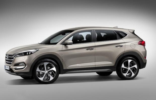 Hyundai Tucson 2016 (Foto: Divulgação)