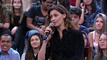 Maria Fernanda Cândido fala sobre seu retorno às novelas