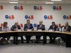 OAB e outras entidades divulgam carta com sugestões contra crise
