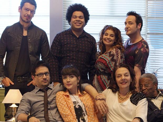 Elenco, personagens, Lili a ex (Foto: Divulgao/Andr Brando)