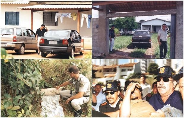 Wellington Camargo, sequestro Goiás (Foto: Reprodução/ O Popular)