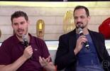 Bruninho e Lipe falam sobre a conquista do ouro pela seleção de vôlei