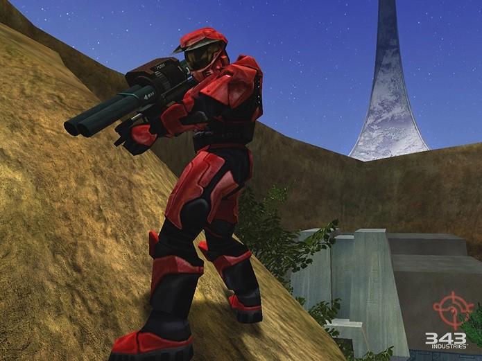 Halo: Combat Evolved permitirá encontrar partidas disputadas com ou sem radar. (Foto: Divulgação)