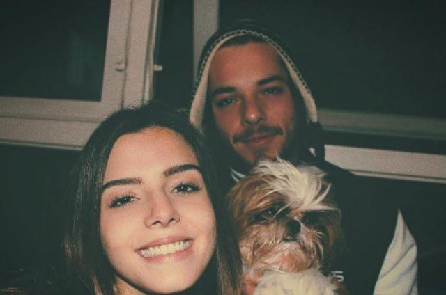 Giovanna Lancellotti e Gian Luca Ewbank (Foto: Reprodução)