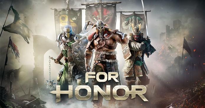 For Honor é uma das apostas da Ubisoft em 2017 (Foto: Divulgação/Ubisoft)