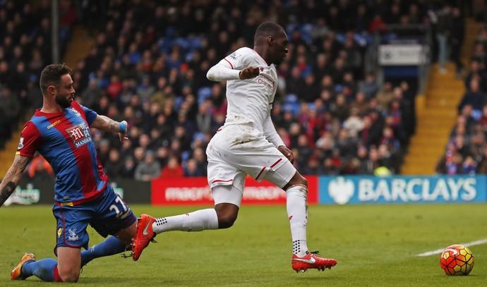 Benteke Liverpool Crystal Palace (Foto: Reuters)