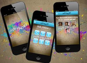 O novo app da Malhação vai tornar sua experiência de ver TV mais divertida (Foto: Malhação/ TV Globo)