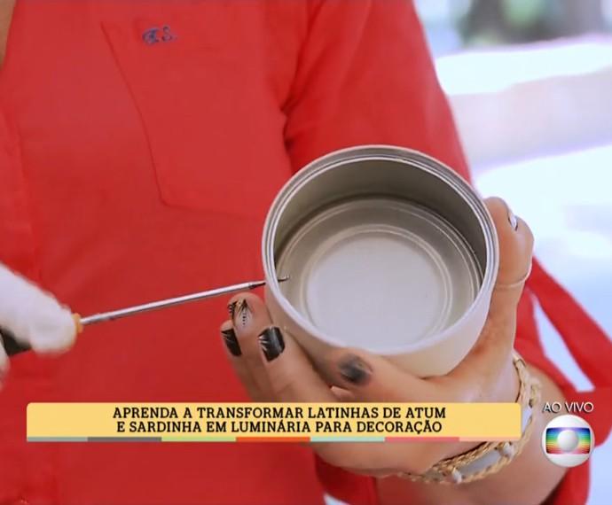 Artesanato - É de Casa (Foto: TV Globo)