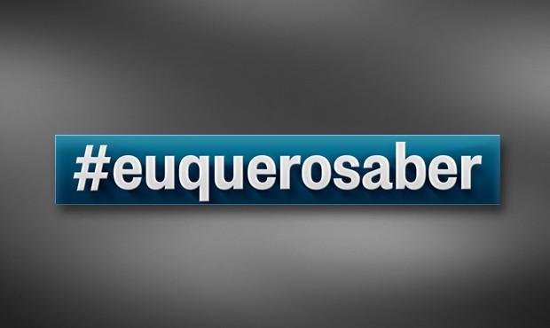 #euquerosaber (Foto: ÉPOCA)