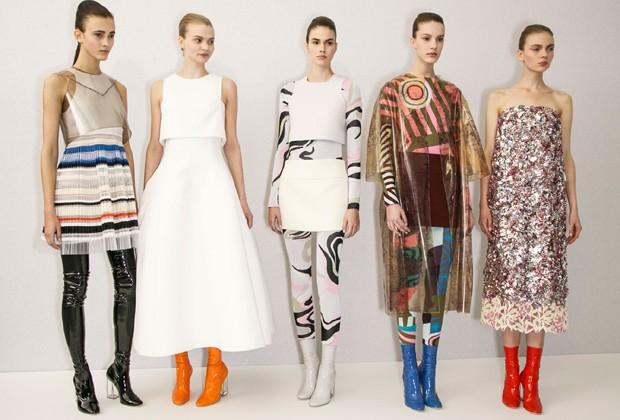 Christian Dior - Semana de Alta-Costura de Paris (Foto: Imaxtree)