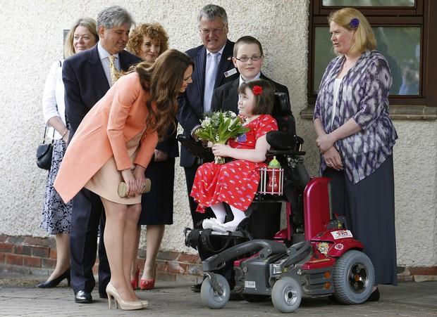 Kate Middleton (Foto: Reprodução / Agência Reuters)