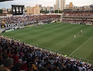 Vila Belmiro Santos Capital Copa São Paulo Futebol Júnior (Foto  Reprodução    Twitter Santos ef66dd47ea7c9