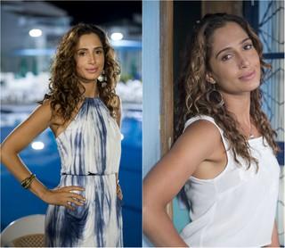 """Camila Pitanga usará muita roupa colorida na novela das 21h de """"Babilônia"""" (Foto: TV Globo/Divulgação)"""