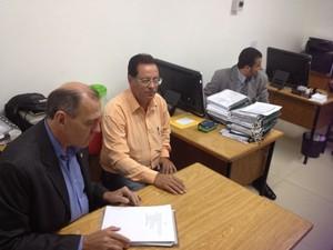 Relatório será enviado ao presidente da Câmara após fim do processo disciplinar. (Foto: Renata Torres/ TV Asa Branca)