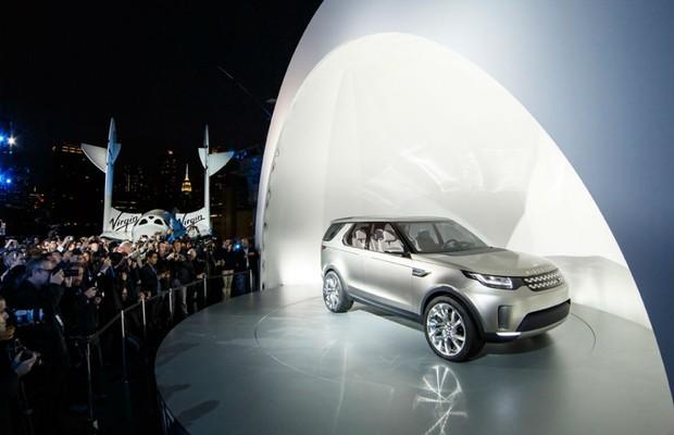 Land Rover Discovery Concept (Foto: Divulgação)