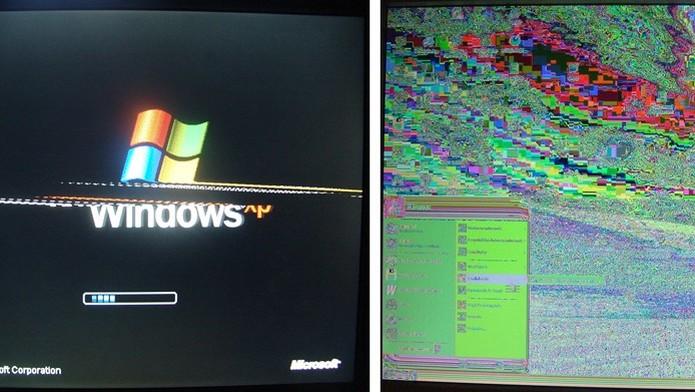 Monitores podem apresentar problemas na exibição da imagem  (Foto: Reprodução/Flirck – 133MHz/njeasus) (Foto: Monitores podem apresentar problemas na exibição da imagem  (Foto: Reprodução/Flirck – 133MHz/njeasus))