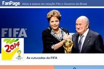 Altos e baixos da relação antes do Mundial (Infoesporte)