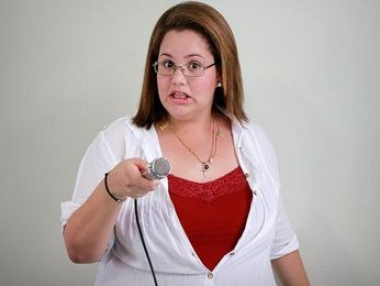 Bubiz Barros faz convite para stand-up comedy em Aracaju (Foto: Divulgação)