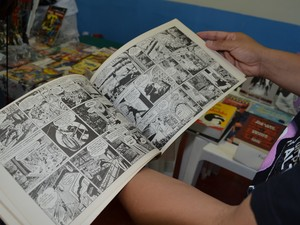 75 anos do Batman (Foto: Emily Costa/G1)