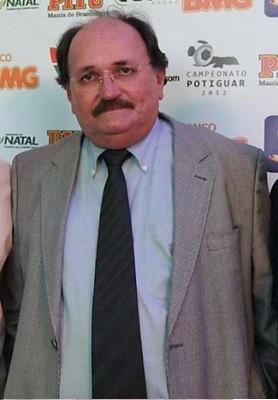 José Vanildo, presidente da FNF (Foto: Canindé Soares/Divulgação)