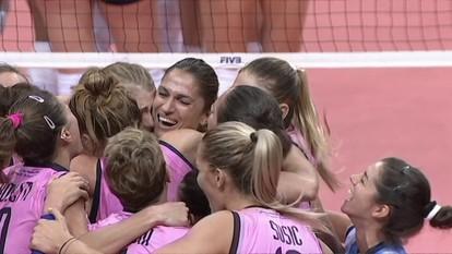 Melhores momentos Volero Zurich 1 x 3 Casalmaggiore pelo Mundial de Clubes Vôlei Feminino