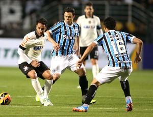 Ibson Corinthians e Grêmio (Foto: Marcos Ribolli)