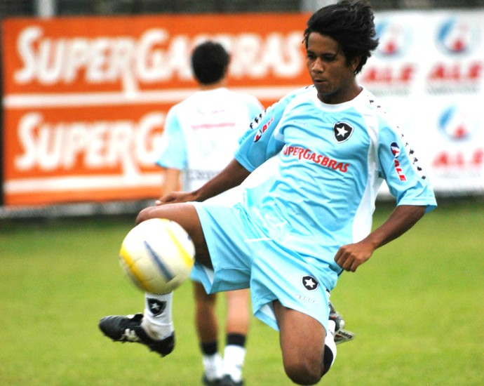 Magno ai tempi del Botafogo