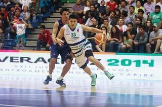 Xalapa x Uberlândia (Foto: FIBA Divulgação)