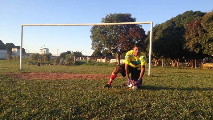 Ferreira já é conhecido na cidade e agora busca consolidação no Guajará (Foto: Dayanne Saldanha)