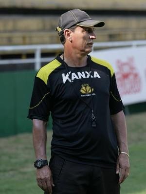Paulo Comelli, técnico do Criciúma (Foto: Fernando Ribeiro / Criciúma EC)
