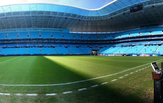 arena do grêmio (Foto: Janir Junior)