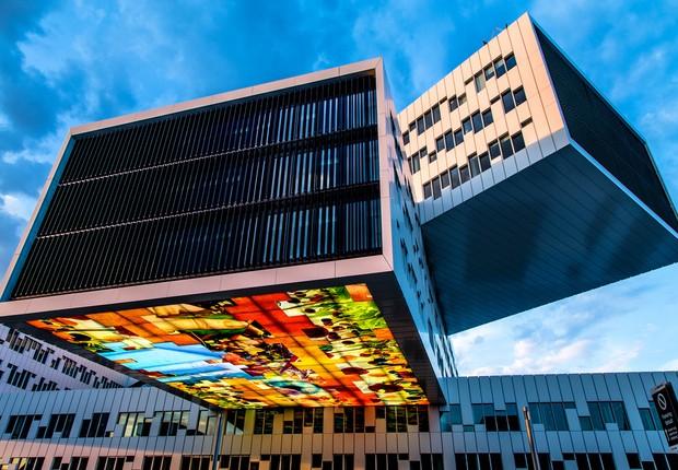Sede da empresa petrolífera Statoil (Foto: Reprodução/Facebook)
