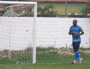 Seedorf CT CBV Botafogo (Foto: Thales Soares / Globoesporte.com)