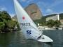 Regime fechado: equipe da vela se concentra em QG olímpico