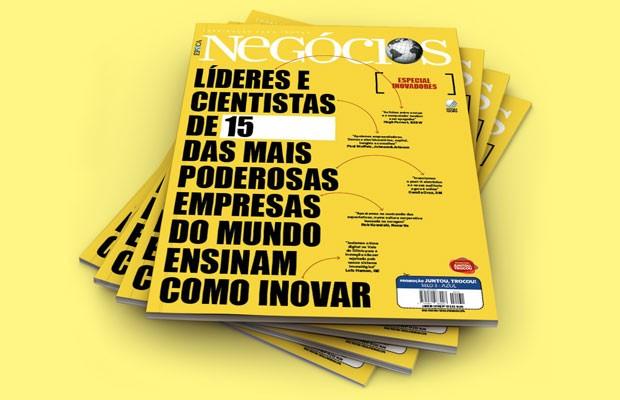 Edição de janeiro de Época NEGÓCIOS (Foto: Época NEGÓCIOS)