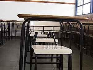 Evasão de alunos é considerada preocupante (Foto: Reprodução/TV Integração)
