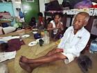 Tufão Hagupit chega às Filipinas e meio milhão são levados a abrigos