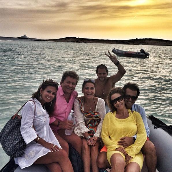 Guilhermina Guinle e Giovanna Antonelli (Foto: Reprodução do Instagram)