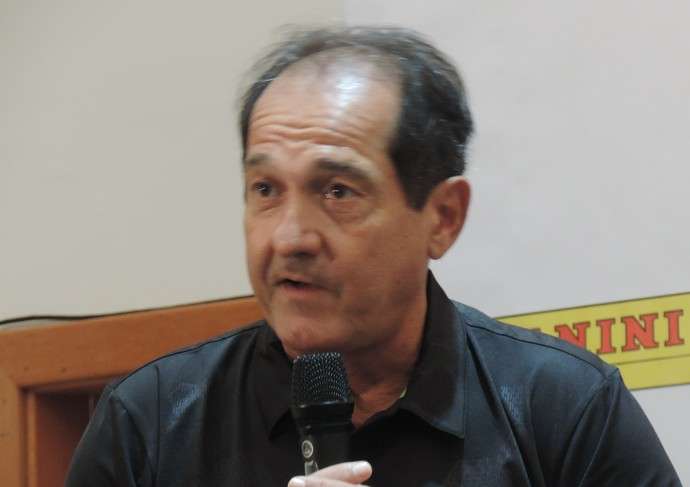 Muricy Ramalho, Unefut, Itu (Foto: Guilherme Giavoni)
