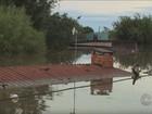 Após forte chuva, previsão é de tempo firme na Fronteira Oeste do RS