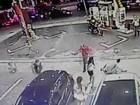Discussão em posto de gasolina de SP termina com dois amigos mortos