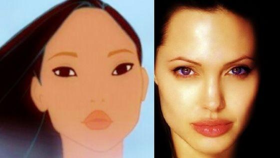 Angelina Jolie (Foto: .)