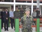 Novo comandante do Batalhão de Infantaria e Selva toma posse no AP