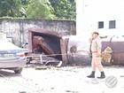 Funcionários de fábrica onde ocorreu explosão prestam depoimento