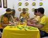 Jantar do Cláudio: Copa do Mundo (Foto: Mais Você/TV Globo)