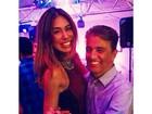 Stéphannie Oliveira dança com o pai, Bebeto: 'Não mereço tanto amor'