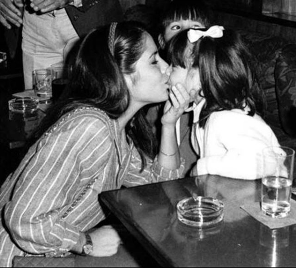 Cleo Pires e Gloria Pires (Foto: Reprodução/Insagram)