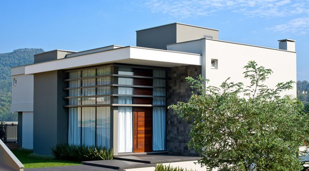Decora o contempor nea com alma cl ssica casa vogue casas for Estilos de casas contemporaneas